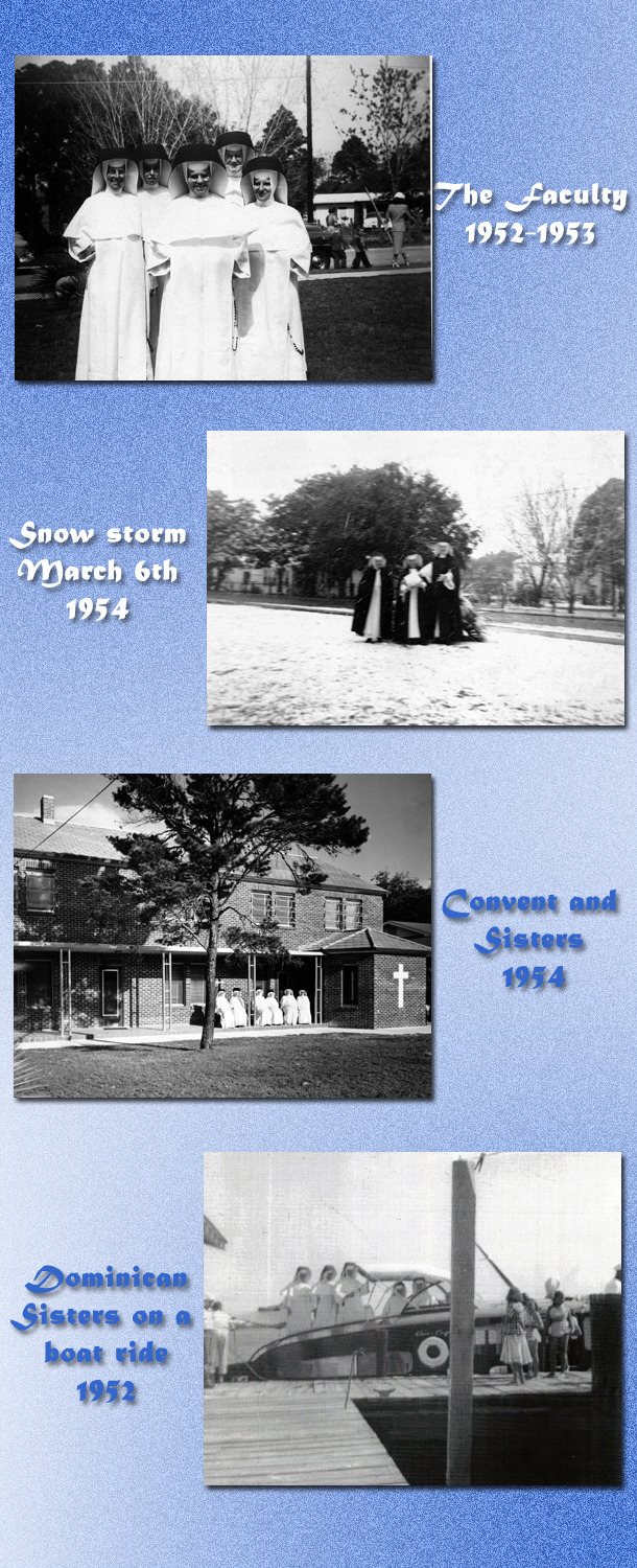 Dominican Sisters History