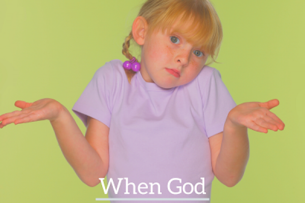 When God Doesn't Make Sense: Suffering