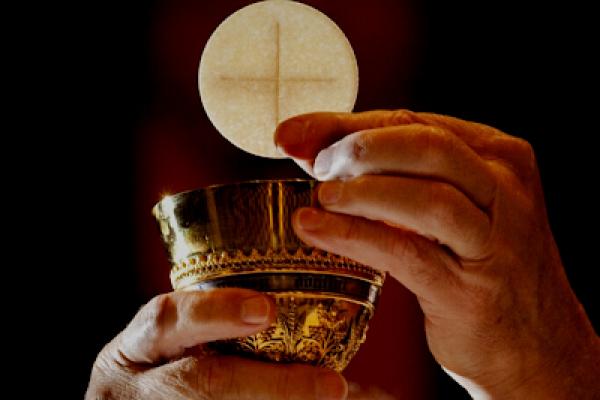 JESUS: Eucharist