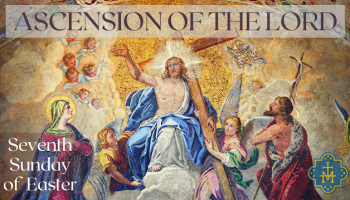 Ascension of the Lord