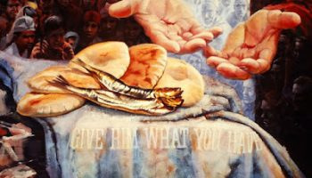 Jesus' Miracle: Loaves and Fish