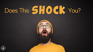 Does this shock you? Week 3-Prayer